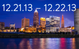 This Weekend in Cleveland 12-21-13