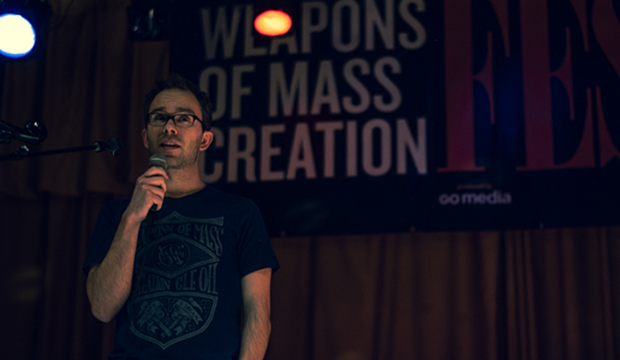 Weapons of Mass Creation Fest 2013