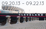 This Weekend in Cleveland 9-20-2013
