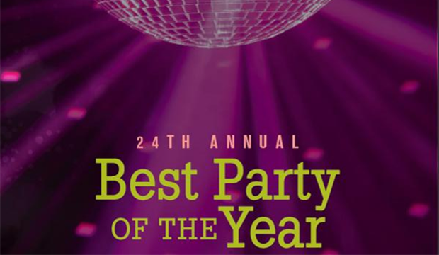 24th Annual Best Party of the Year